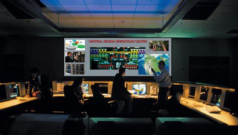 network operations center extron