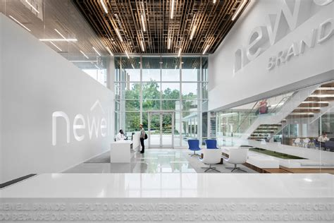 Newell Brands, Atlanta Office Relocation  Aia Georgia