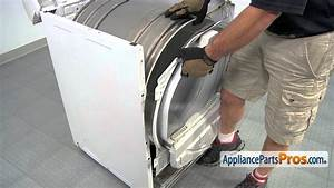 How To  Whirlpool  Kitchenaid  Maytag Dryer Belt Wp40111201