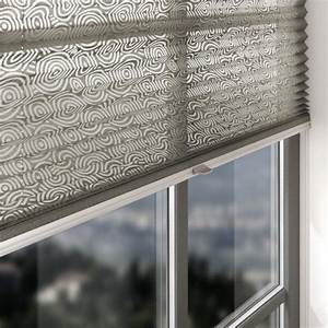 Plissee Weiss Mit Muster : plissees g nstig kaufen bei ~ Frokenaadalensverden.com Haus und Dekorationen