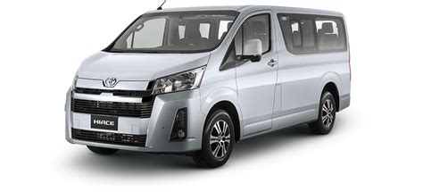 Toyota Hiace Backgrounds by Toyota Commuter Deluxe Toyota Motor Philippines