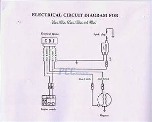 49cc Pocket Bike Wiring Diagram