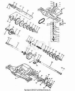 Poulan Xel1122ar Tractor Parts Diagram For Transaxle Foote
