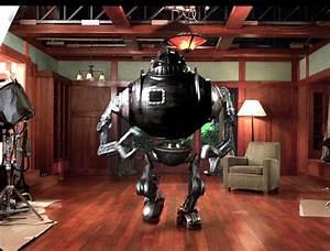 Behind-the-Scenes Making the Zathura Robot | Stan Winston ...