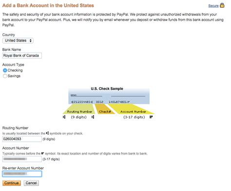 How Transfer Usd From Paypal Canadian Account