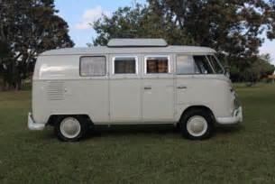 Find Used Beautifully Restored Volkswagen Camper Bus Type