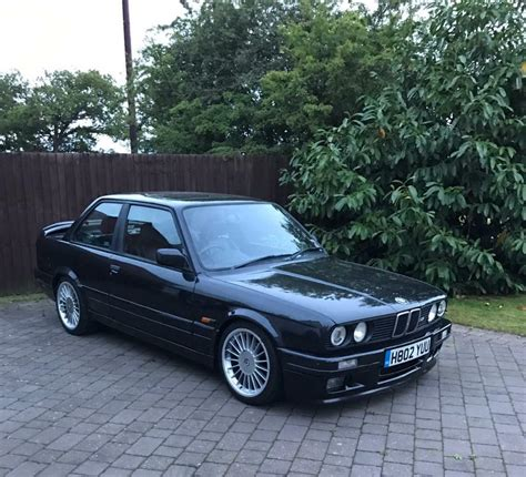 bmw e30 325i sport manual black leathers in shirley west midlands gumtree