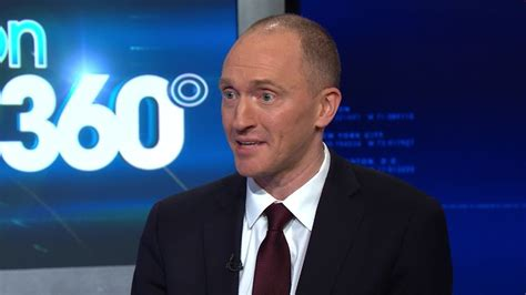 carter page  didnt     distraction cnn video
