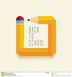 Vector Book With Back To School Creative Concept Vector ...