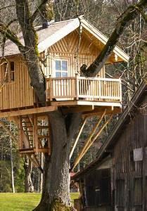 Cabane Dans Les Arbres Construction : vivre perch construction de cabanes de luxe dans les arbres luxury treehouse construction ~ Mglfilm.com Idées de Décoration