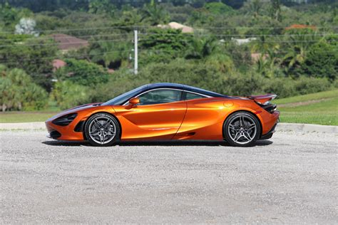 Mclaren 720s Delivery, First Drive And Photodrone Gallery