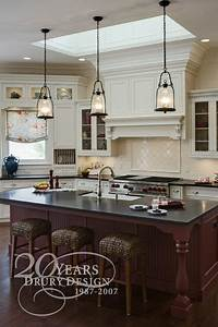 Ideas about pendant lighting on kitchen