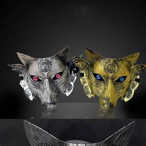 Scary, Wolf, Head, Masks, Masquerade, Costume, Halloween, Party, Masks, Creepy, Animal, Mask, For, Adult