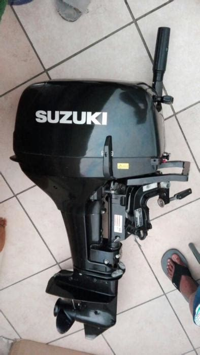 Used Suzuki Outboard Motors by Used Outboard Motors For Sale Brick7 Boats