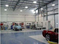 Auto Dealership Steel Buildings, Car Showroom Metal Buildings