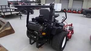 Toro Z Master Z500 - 60 U0026quot  Zero Turn Lawn Mower With 27 Hp Kohler Engine