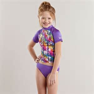 Rash Guard Bathing Suits Photo