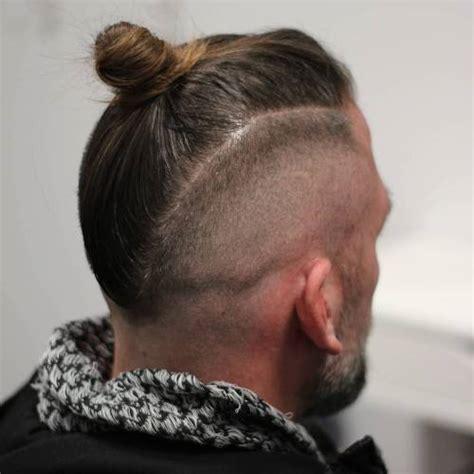 man bun styles     door guy