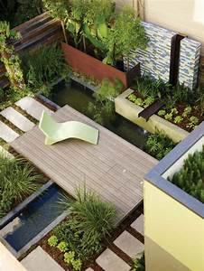 Aménagement Jardin Extérieur : am nagement ext rieur contemporain en 28 beaux exemples ~ Preciouscoupons.com Idées de Décoration