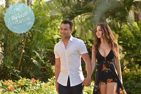 corbin bleu  sasha clements honeymoon album exclusive