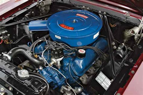 techtips ford small block general data  specifications