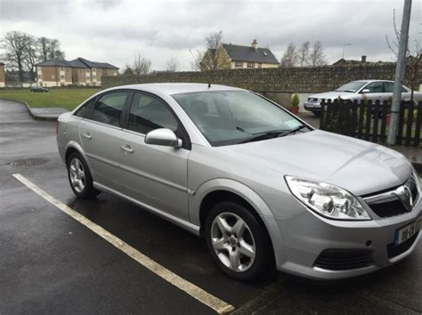 vauxhall vectra logo 2008 vauxhall vectra for sale for sale in ballon carlow
