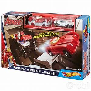 Voiture Iron Man : nouveau marvel hot wheels iron man spider man ou hulk figurines voiture piste officielle ebay ~ Medecine-chirurgie-esthetiques.com Avis de Voitures