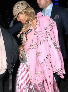 Beyoncu00e9 out in New York in pink Gucci outfit with only one Formation tour date left in New Jersey