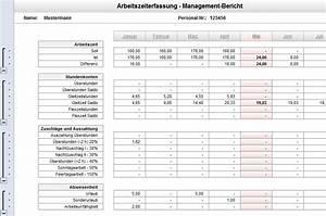 Arbeitszeit Mit Excel Berechnen : excel arbeitszeit jahreskalender abwesenheiten ~ Themetempest.com Abrechnung