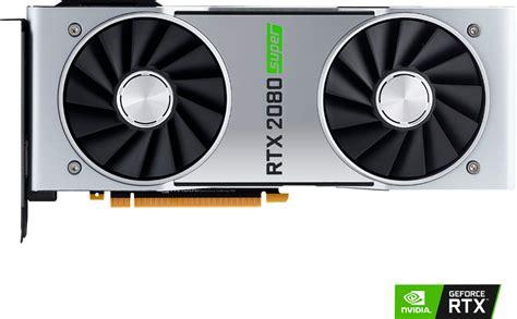 Best mainstream esports/1080p high graphics card. NVIDIA GeForce RTX 2080 Super 8GB GDDR6 PCI Express 3.0 ...