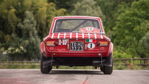 Rally Car For Sale Ebay by Pristine 1970 Lancia Fulvia Rally Car For Sale On Ebay