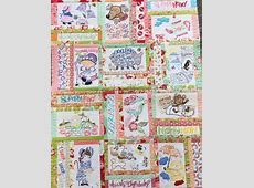 EMBROIDERY PROJECT CLASS NURSERY RHYMES ANITA