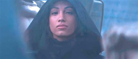 Who Is Sasha Banks Playing In The Mandalorian Season 2 ...
