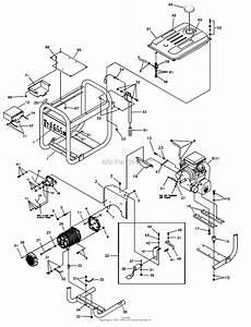 Briggs And Stratton Pro 8000 Generator Control Panel