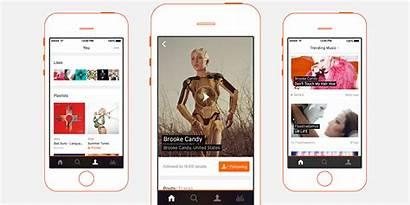 App Soundcloud Iphone Tracks Playlists Play Update