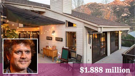 Def Leppard Drummer Rick Allen Selling Calabasas House For