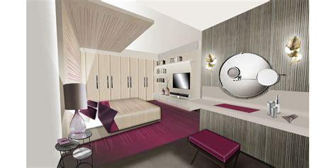 chambre avec coiffeuse mariana prado architecture d 39 intérieur duplex avec terrasse