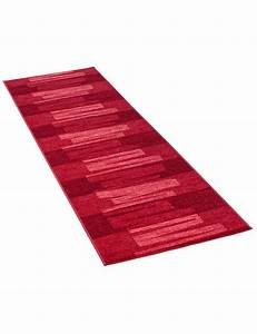 tapis de couloir nuovo rouge With tapis de couloir rouge