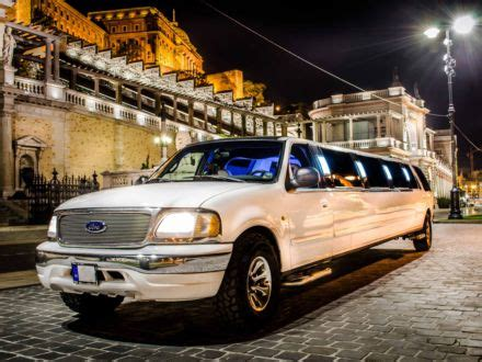 Limo Tours by Limo Tour With Stag Do In Budapest
