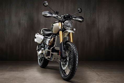 Modification Triumph Scrambler 1200 by 2019 Triumph Scrambler 1200 Hiconsumption