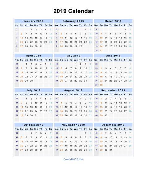2019 calendar template word 2019 calendar word 2018 calendar printable