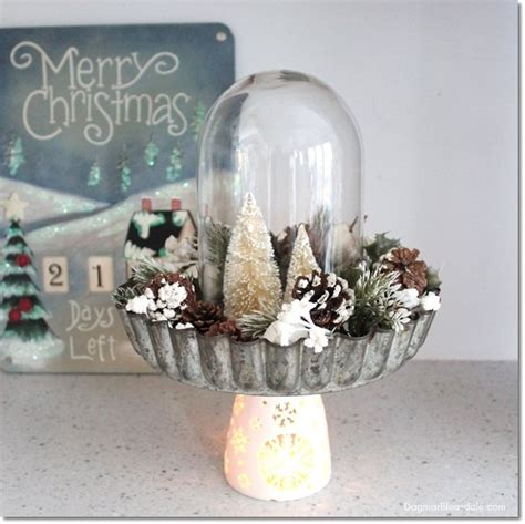 15 Gorgeous Diy Christmas Centerpieces That You Can Make