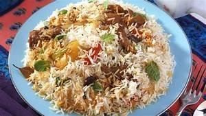Chicken Biryani with Coconut Milk Recipe by Divya Burman