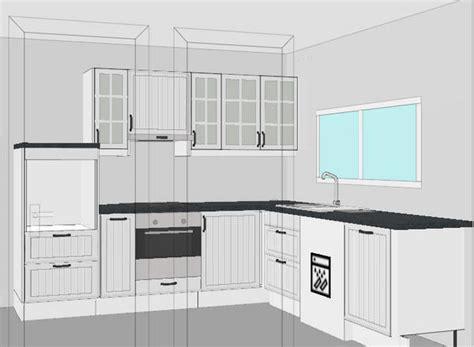 ikea dessin cuisine element de cuisine ikea meuble de cuisine pour four et