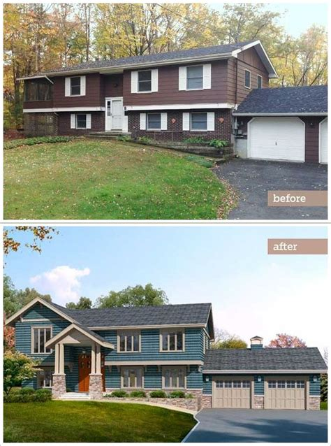 fresh split level house renovation 36 best images about raised ranch remodel on