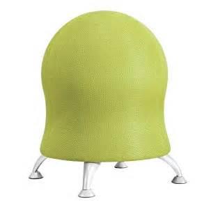 amazon com zenergy ergonomic balance ball chair in grass