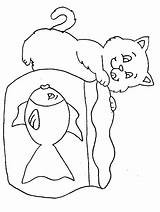 Coloring Quiz Fish8 sketch template
