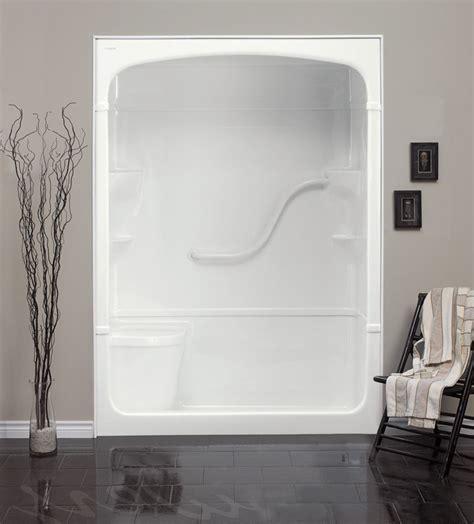 cabine de avec siege mirolin cabine de monobloc en acrylique