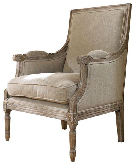 carolina lounge chair sand linen farmhouse