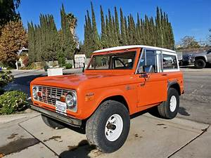 1970 Ford Bronco for sale near cucamonga, California 91730 - Classics on Autotrader